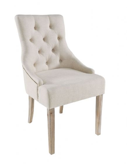 Lanhydrock Upholstered Dining Chair - UK Mainland Delivery